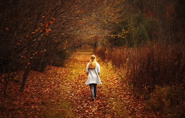 path-way-leaves-girl-back